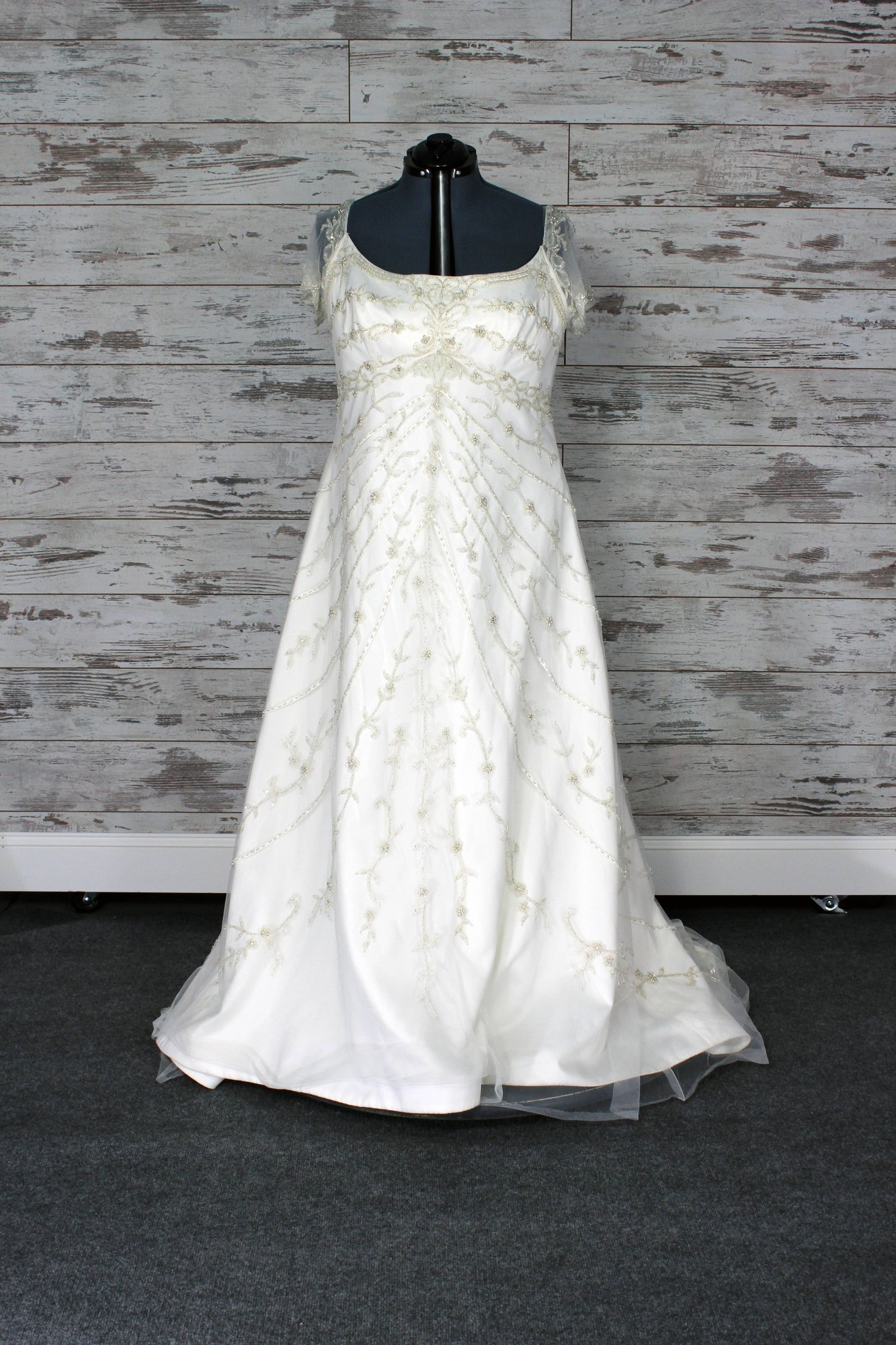 bridesagainstbreastcancer online wedding dresses Private Label A line Wedding Dress Ivory