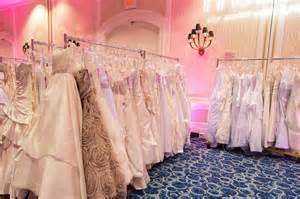 Off the rack designer wedding gown
