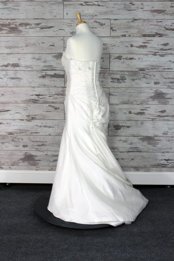 David's Bridal-Sheath-22W-1