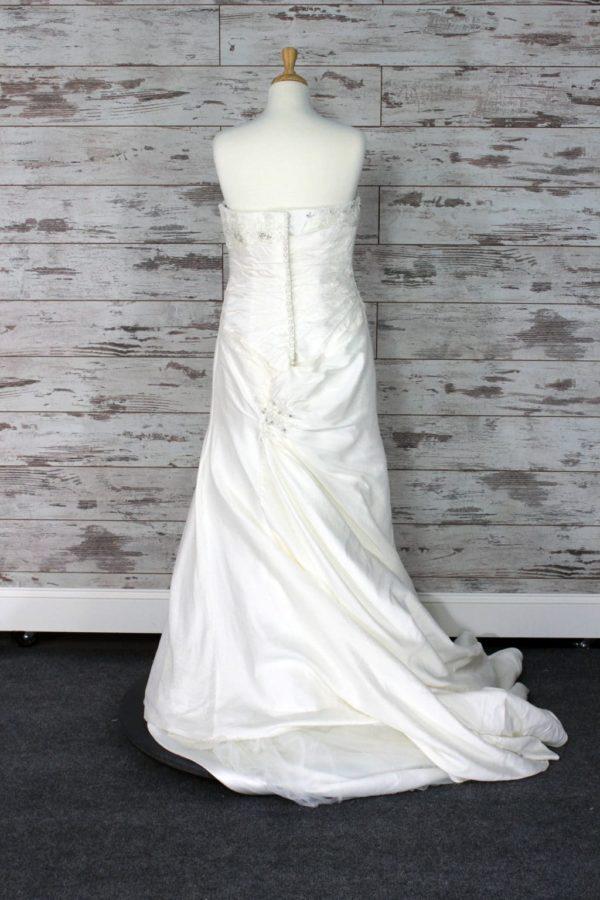 David's Bridal-Sheath-22W-2