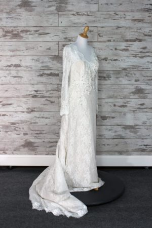 Alfred Angelo-A-line-18W-1
