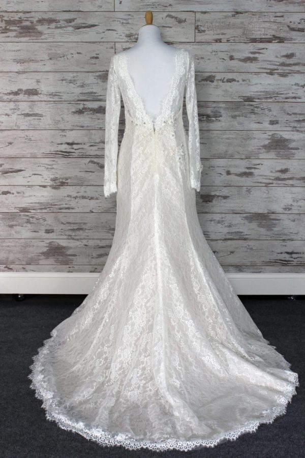 Alfred Angelo-A-line-18W-2