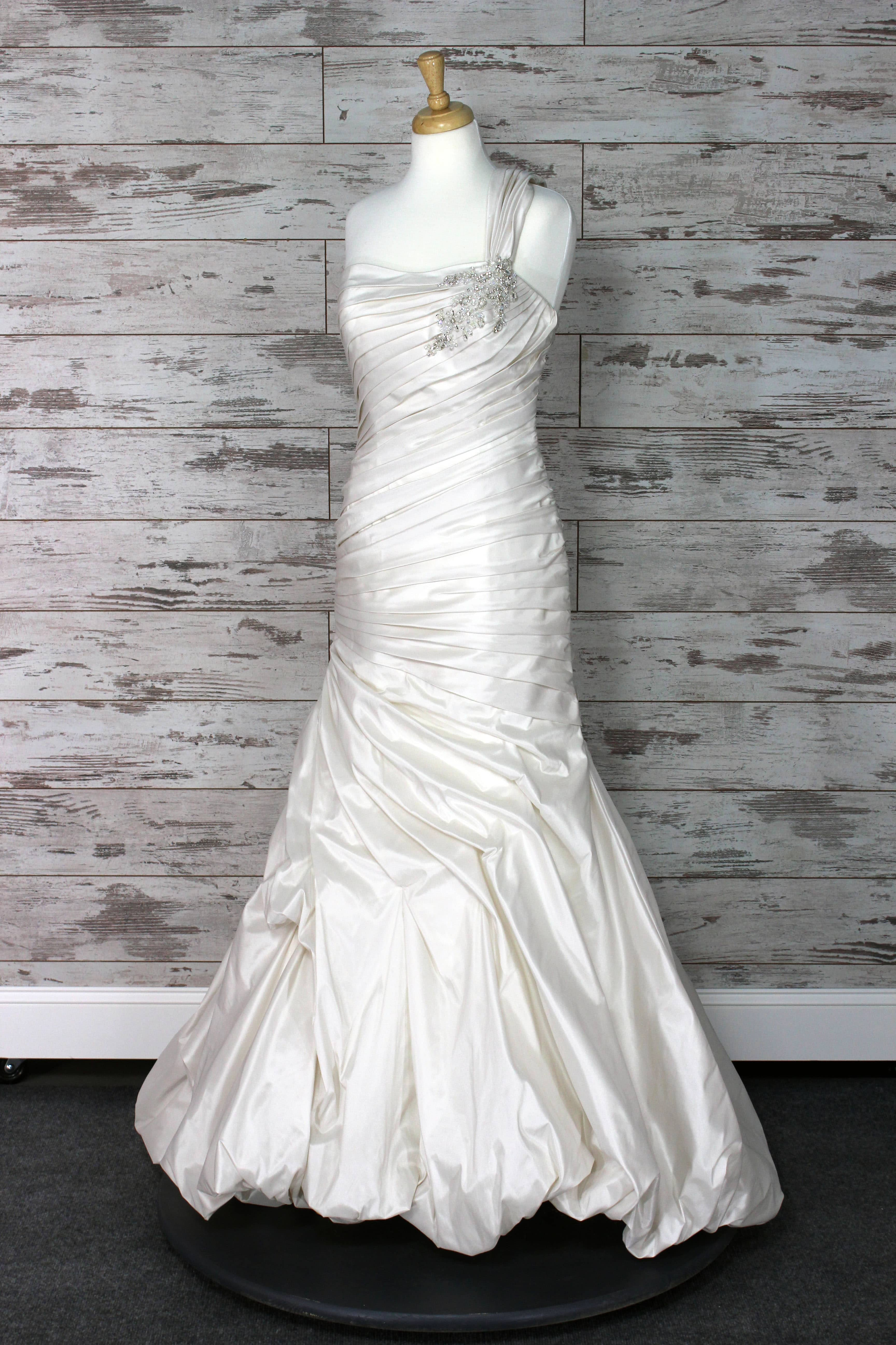 Allure Bridals Fit And Flare 12 4