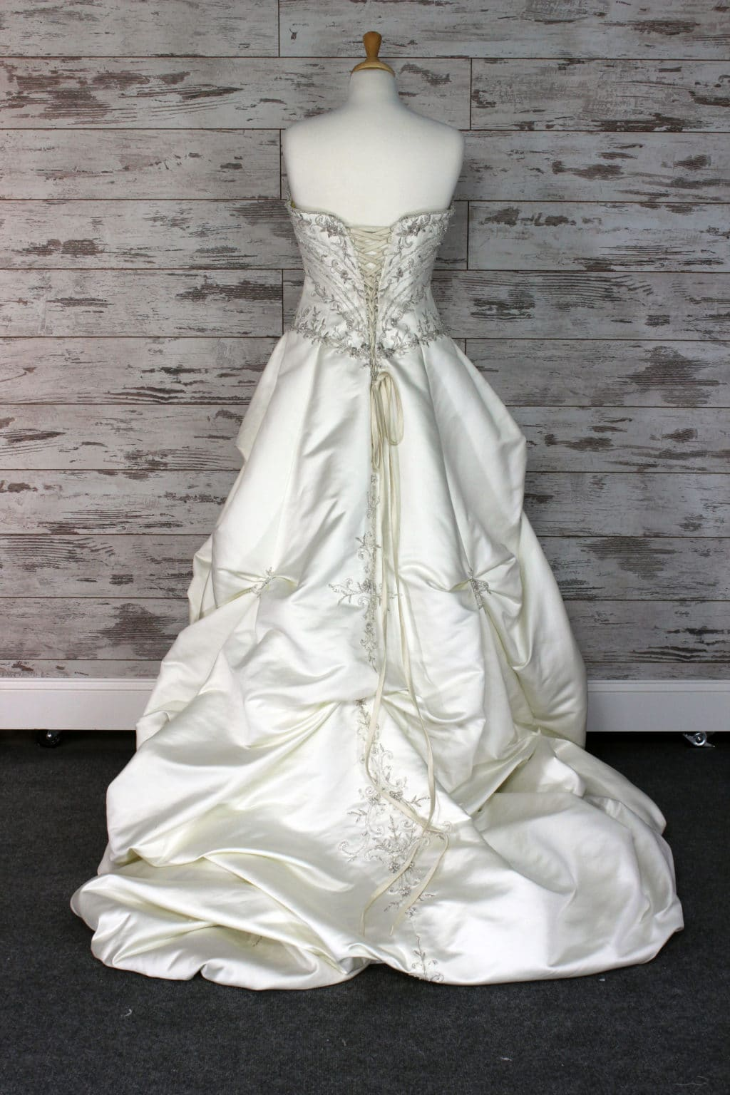 P2 Collection A-line Wedding Dress Size 12