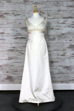 Adele Wechsler A-line Wedding Dress (Ivory)