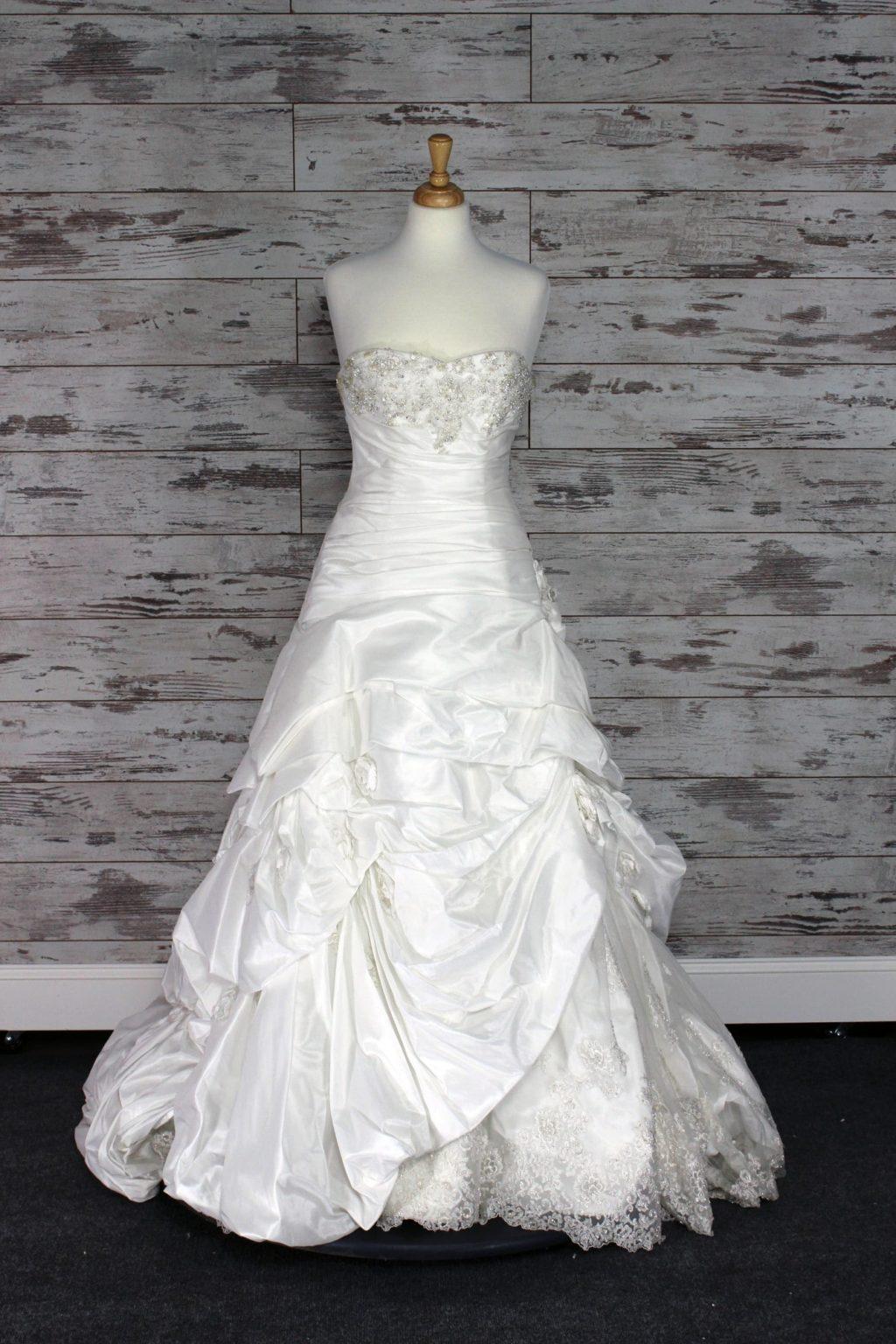 Maggie Sottero A Line Wedding Dress