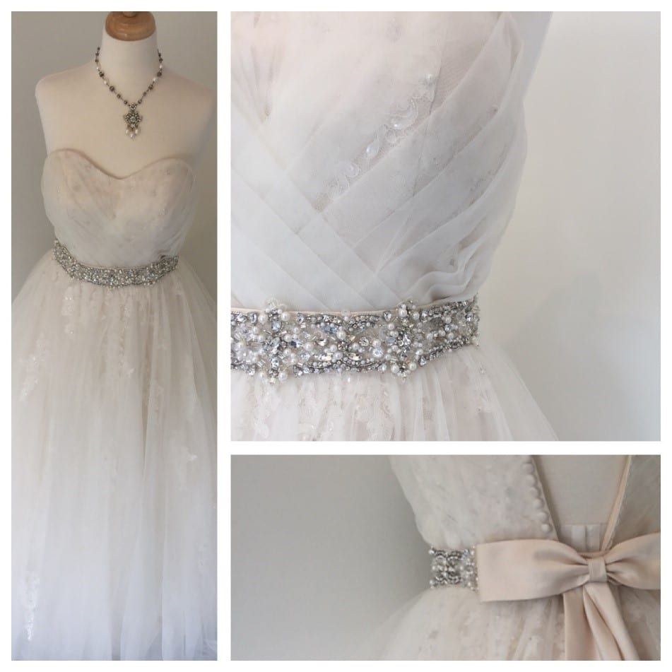 MoriLee Ball Gown at Brides Against Breast Cancer
