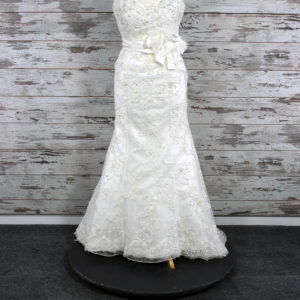 Maggie Sottero A-line Wedding Dress (Ivory)