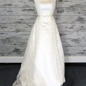 Private Collection A-line Wedding Dress (Ivory)