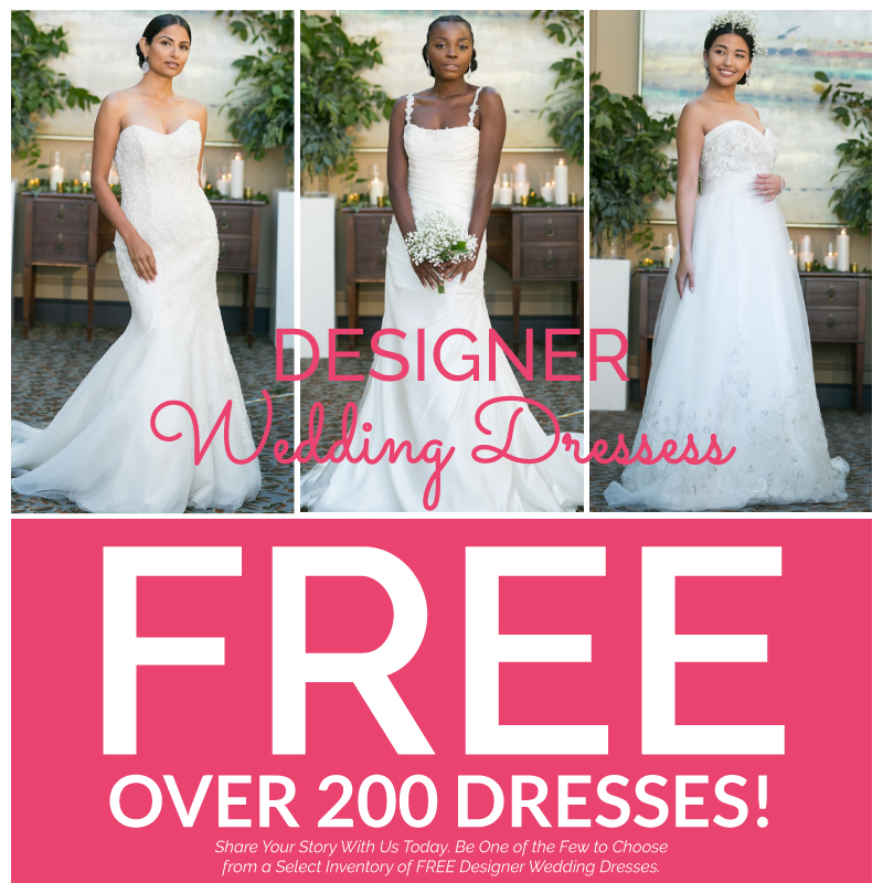 ec833e392 200 Dress Giveaway for Brides In Need | Brides Against Breast Cancer
